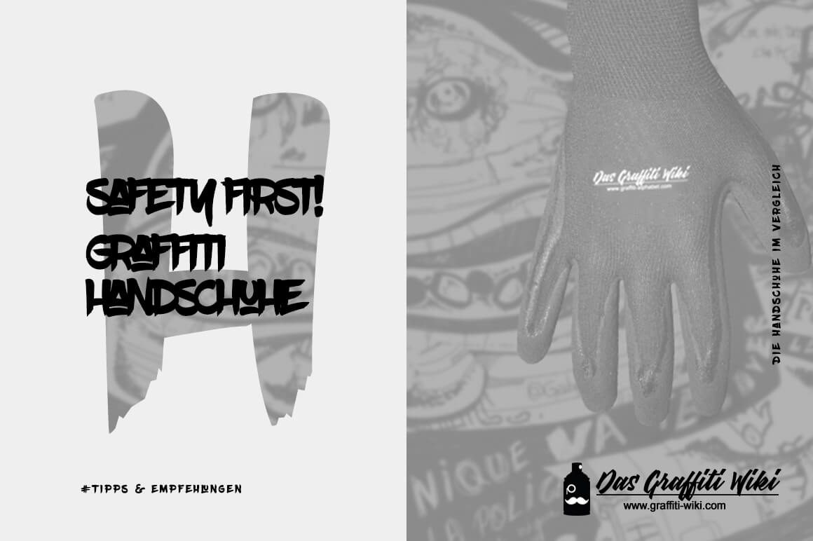 Graffiti Handschuhe