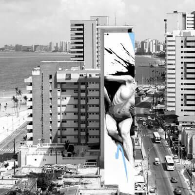 Graffiti-Künstler INO