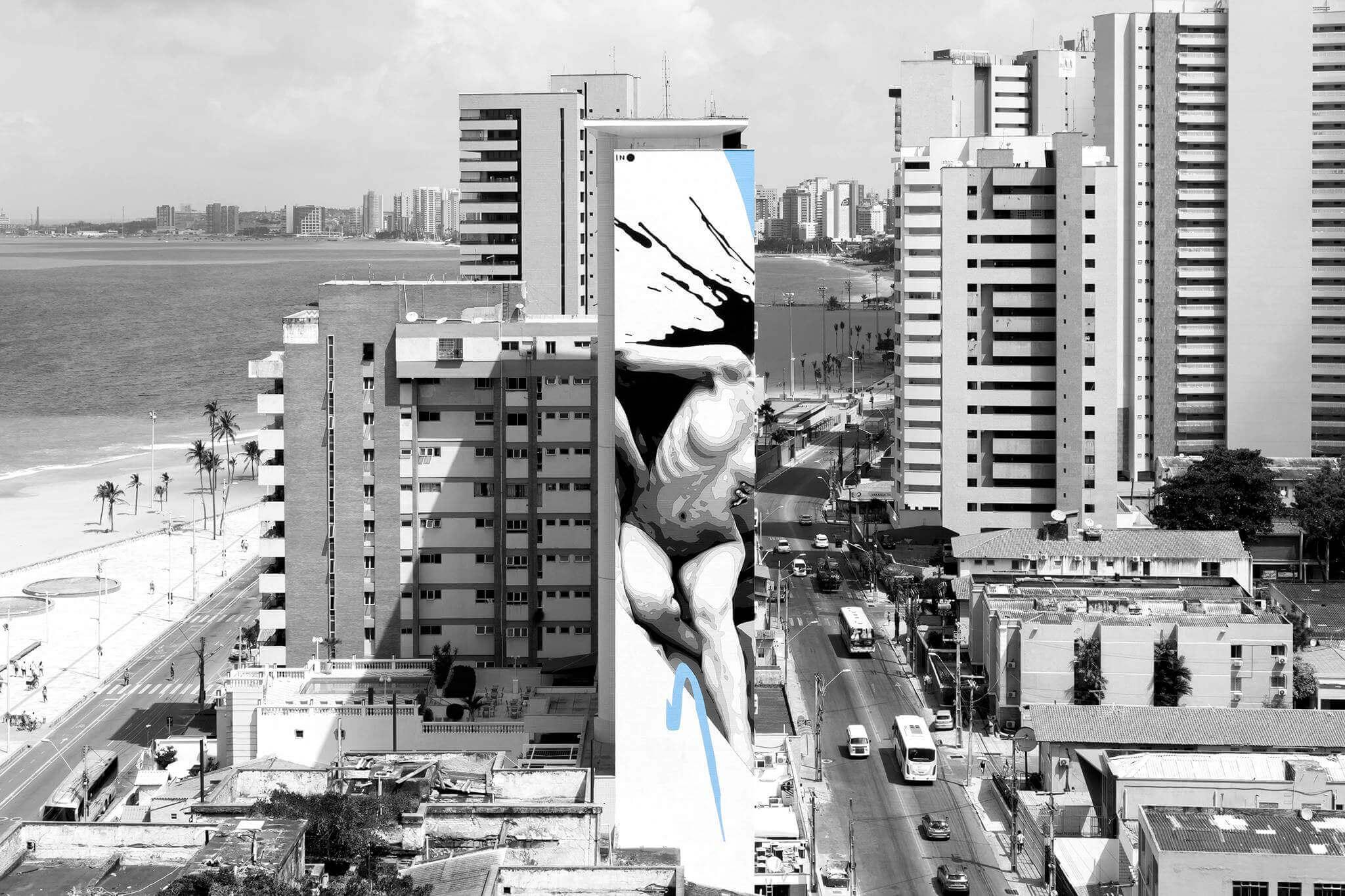 INO - Graffiti-Kuenstler - Fortaleza