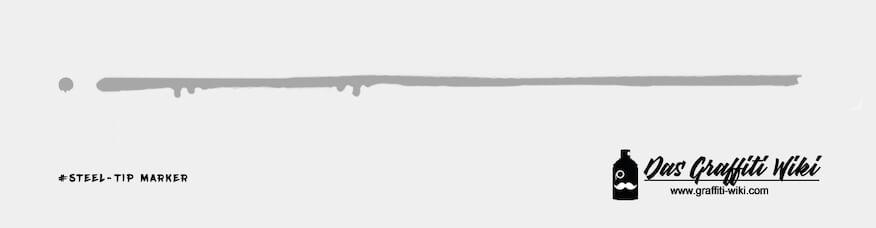 Steel-Tip Marker im Test