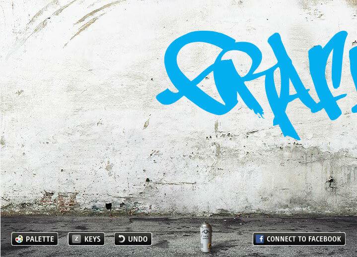 Online Graffiticreator von totalgraffiti