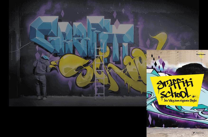 Das Graffiti Buch für Anfaenger